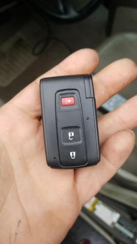 new car key programming
